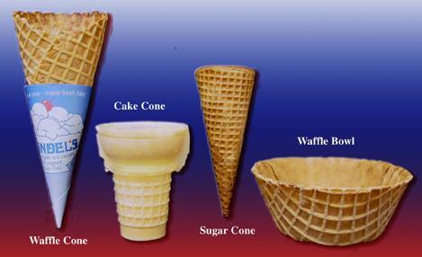 Cake Cone Vs Sugar Cone Calories